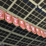 flames banners saddledome
