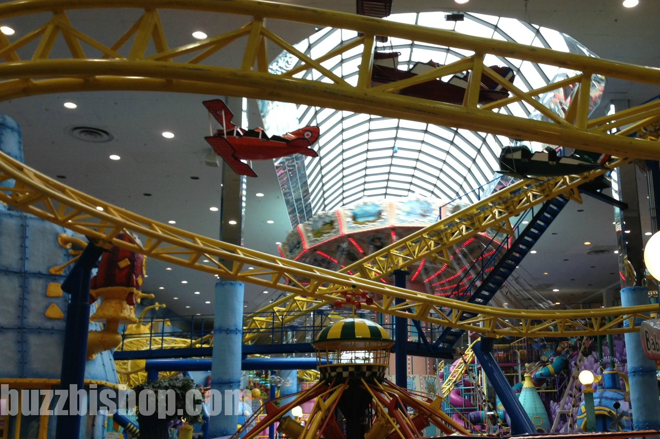 galaxyland at west edmonton mall
