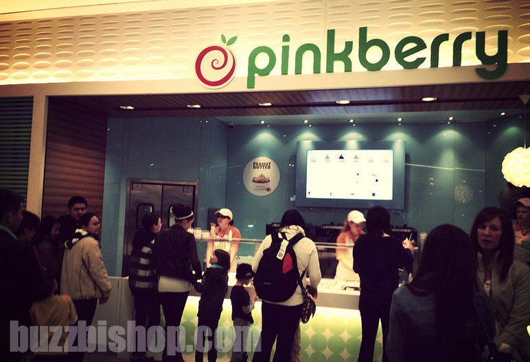 pinkberry canada