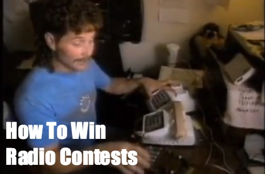 how to win radio contests
