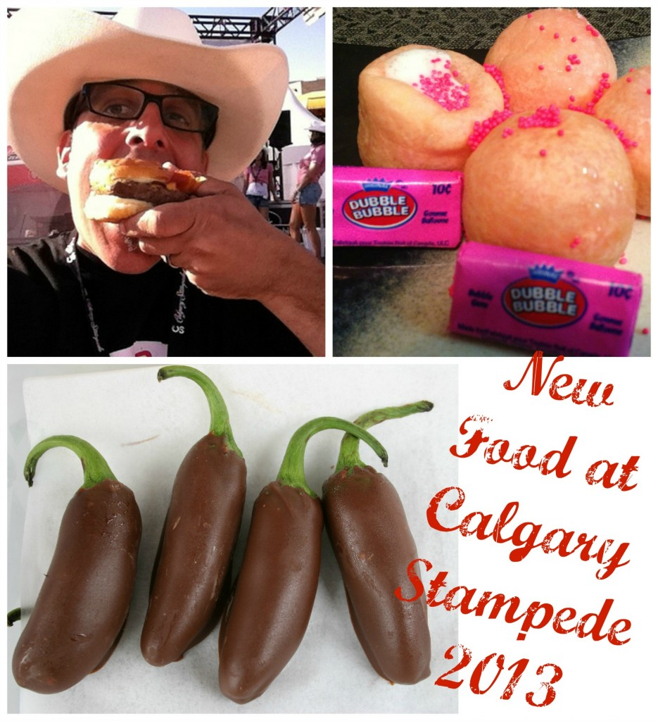 Calgary Stampede Unveils Crazy Deep Fried Midway Food List