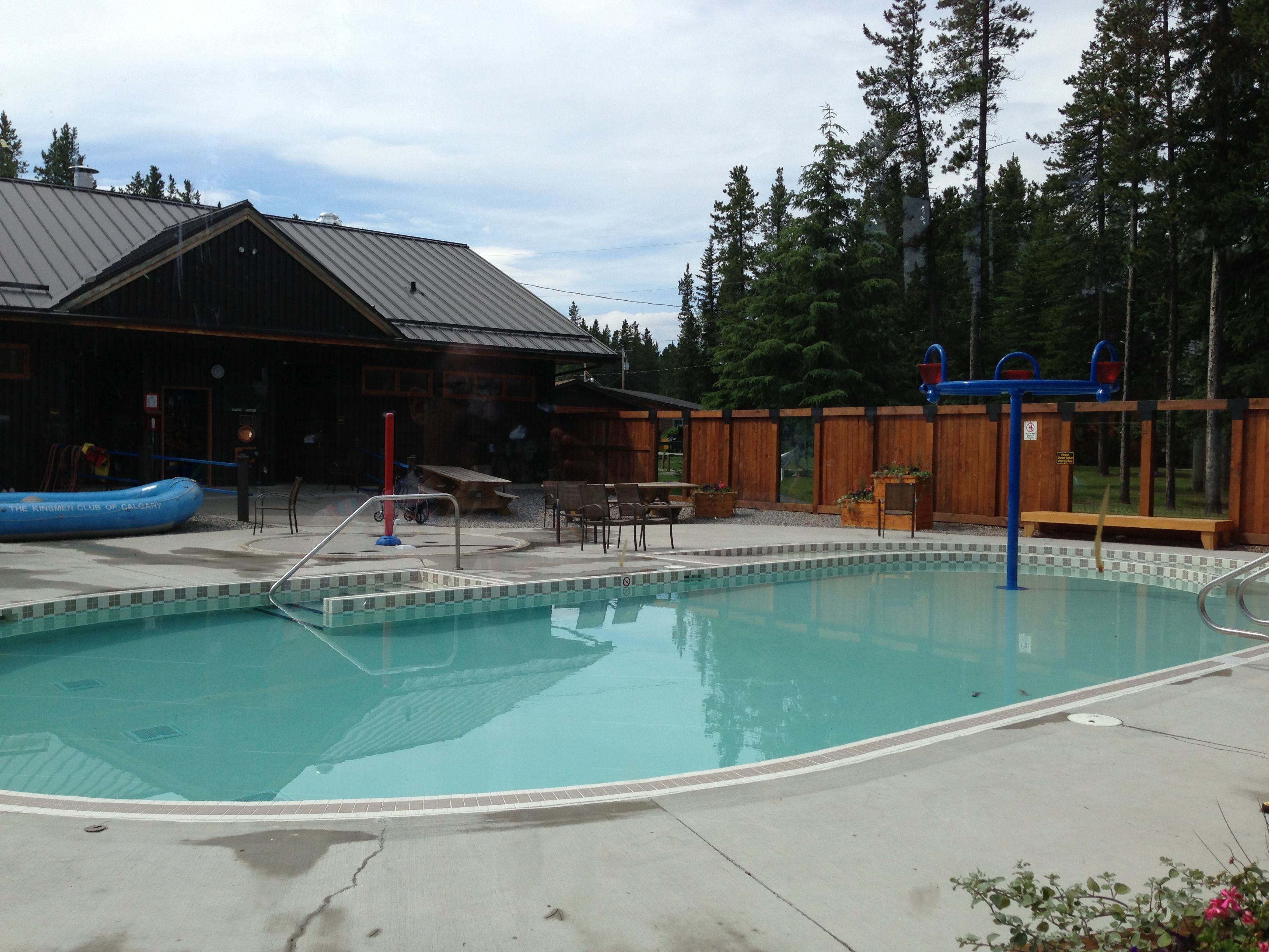 pool at Camp Jean Nelson