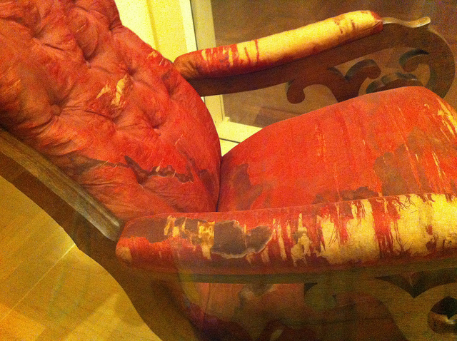 Abraham Lincoln Chair - Henry Ford Museum