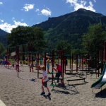 Waterton playground