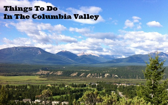 Things To Do In The Columbia Valley