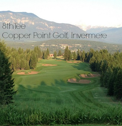 Copper Point Golf Club, Invermere