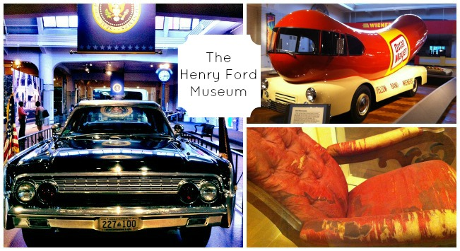 Things To See At The Henry Ford Museum
