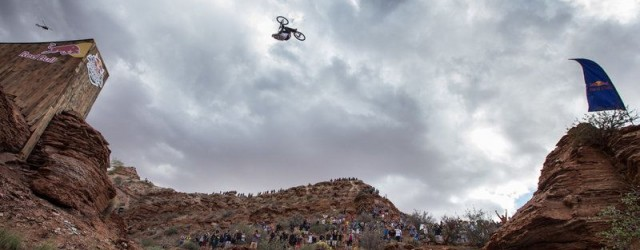 KELLY MCGARRY AT 2013 RED BULL RAMPAGE