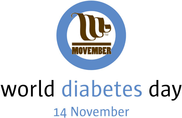 World Diabetes Day Movember