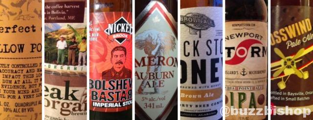 2013 Craft Beer Advent Calendar Week Two