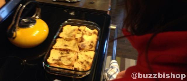 Christmas Recipe: French Toast Bake