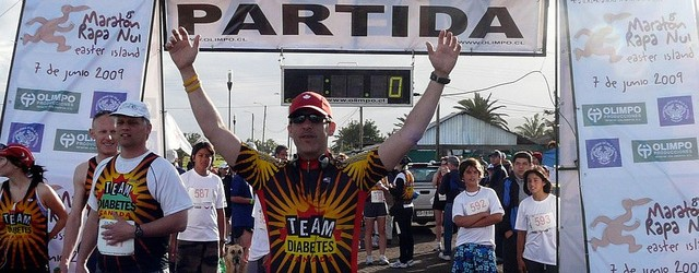 Team Diabetes 2015 Race Calendar