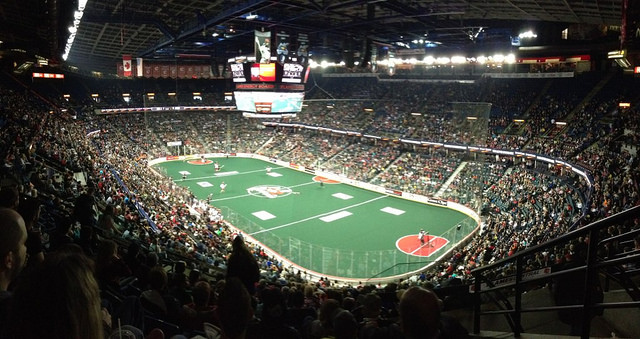 Calgary Roughnecks #PlayoffParty