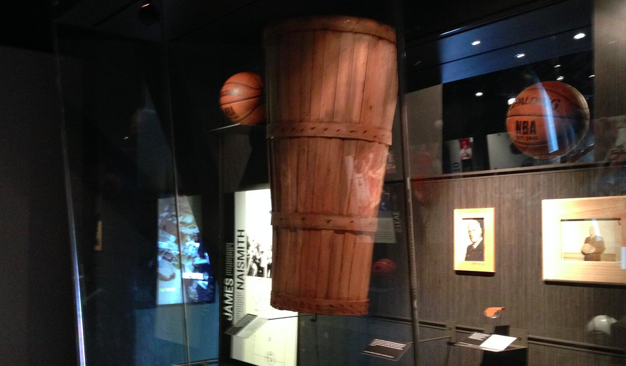 Basketball at Canada Sports Hall of Fame