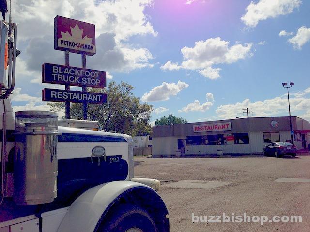 Blackfoot Truck Stop Diner