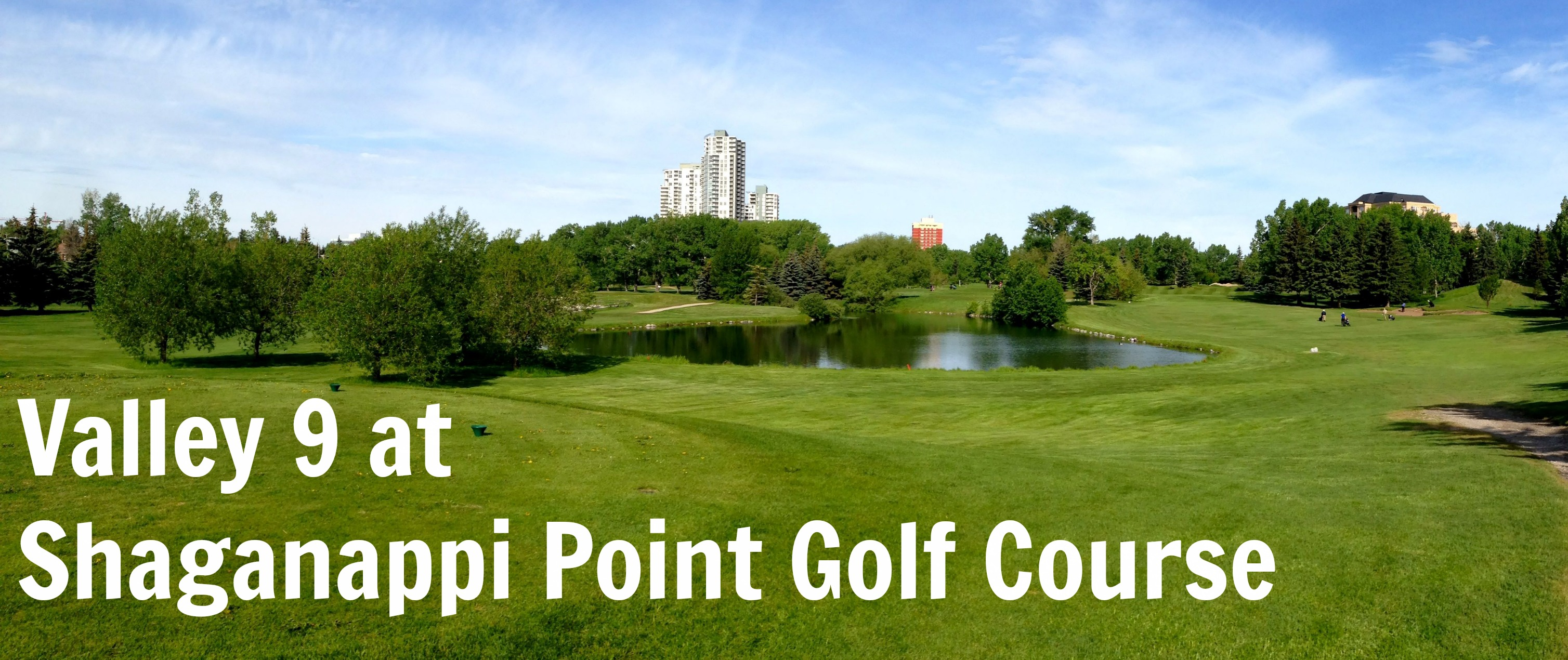 Shaganappi Point Golf Course Valley 9