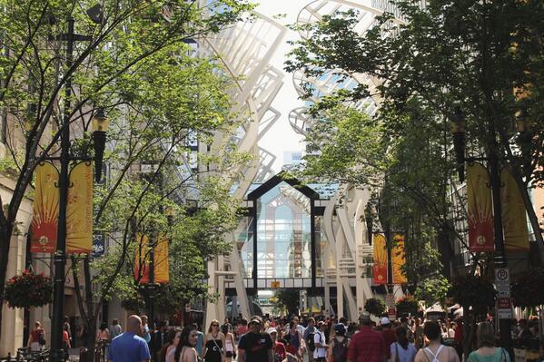 Summer In Calgary - Buzz Bishop