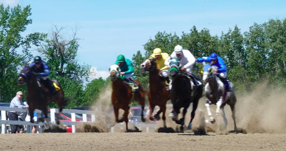 Calgary Needs A Horse Race Track