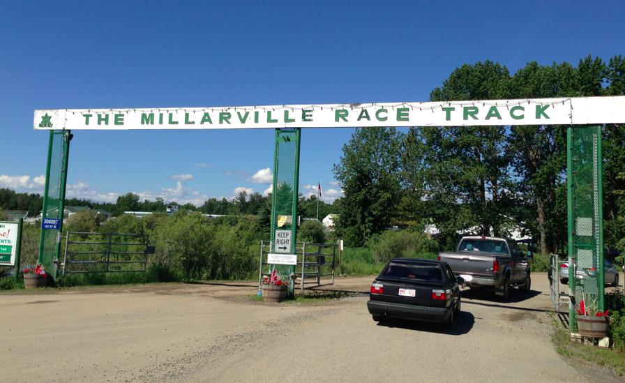 Millarville Race Track