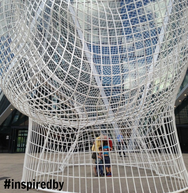 #InspiredBy Wonderland at the Bow Tower in Calgary