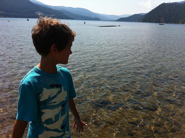 Moyie Lake, BC