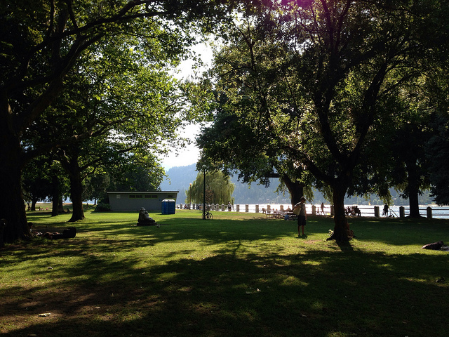 Rotary Lakeside Park, Nelson