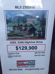 Lizard Creek Lodge Property Listing