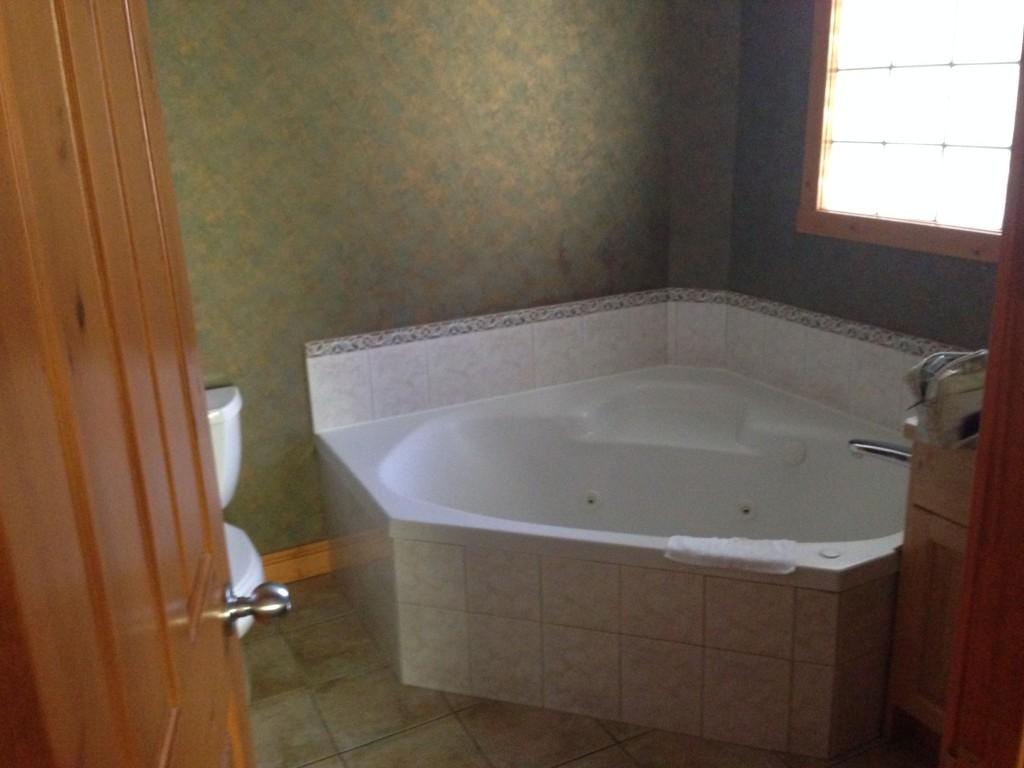Jacuzzi Master Bath