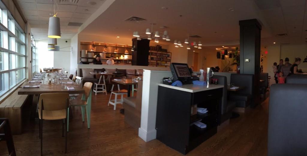 Diner Deluxe Interior
