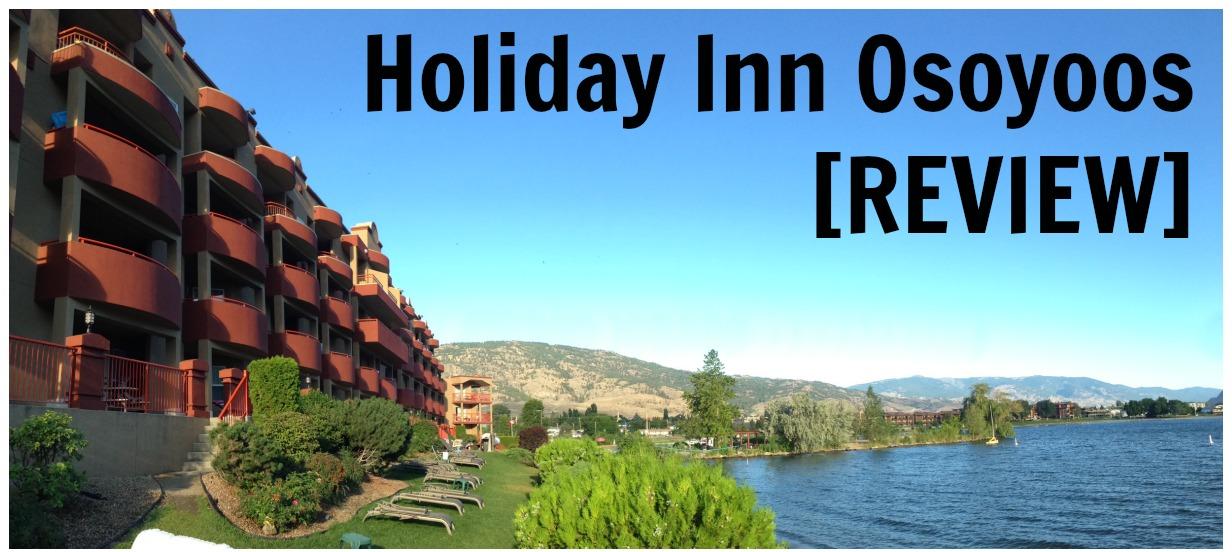 holiday inn ososyoos