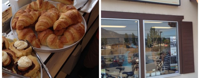 The Lake Village Bakery in Osoyoos