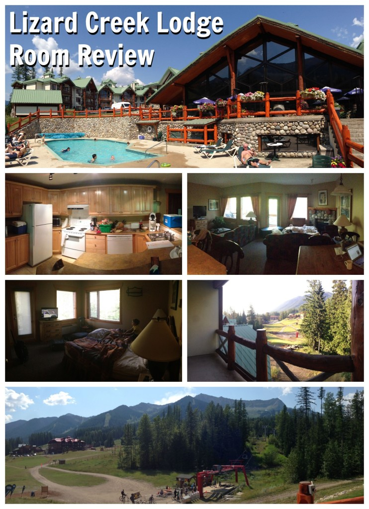 Lizard Creek Lodge, Fernie - Room Review