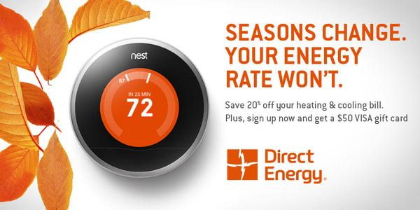 Direct Energy Nest
