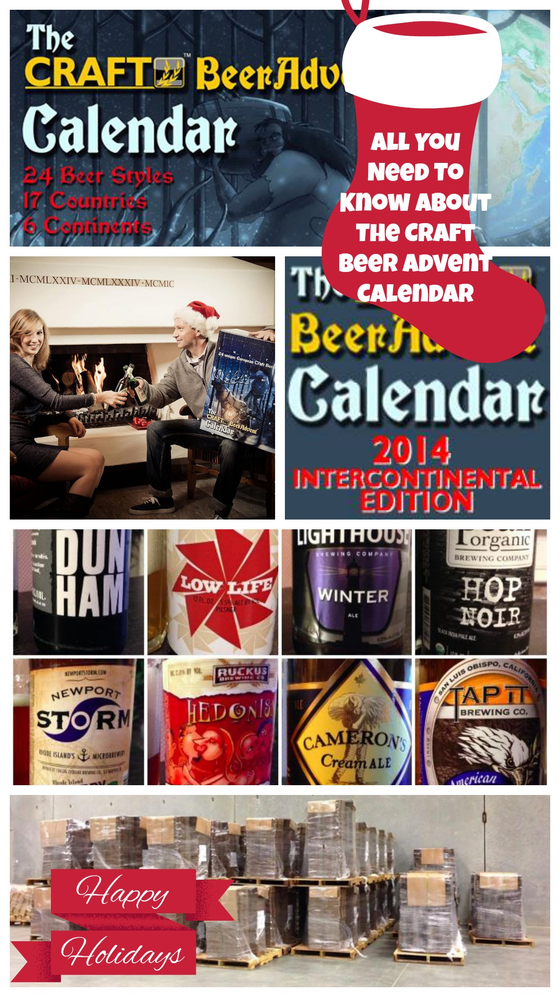 How To Order A Craft Beer Advent Calendar
