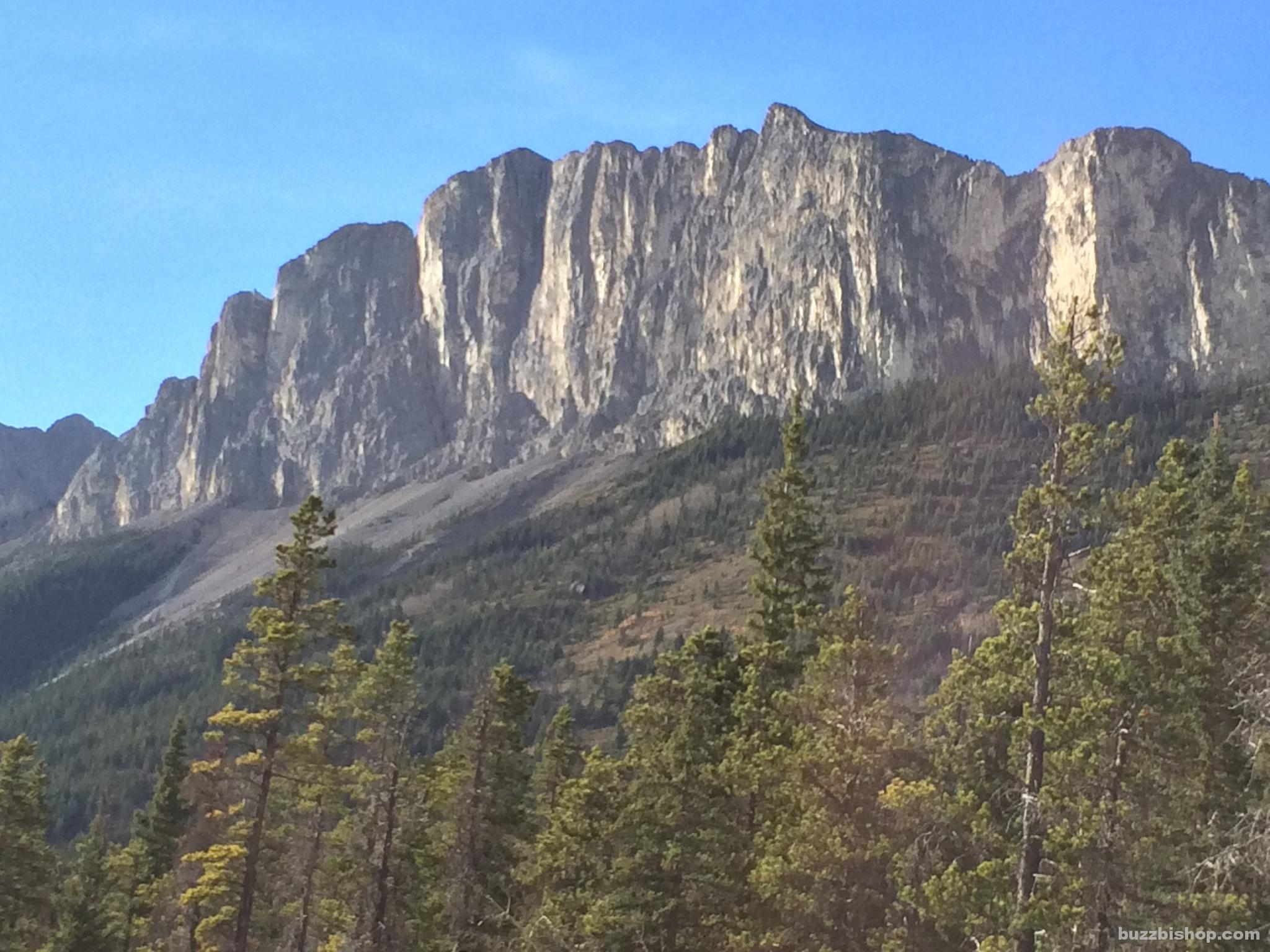 Rocky Mountain Hikes Mount Yamnuska Scramble
