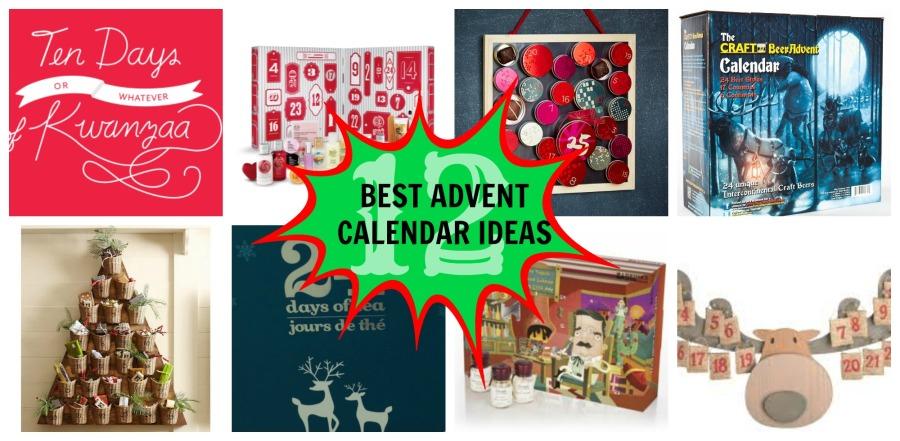 12 Best Advent Calendars Ideas Of 2014