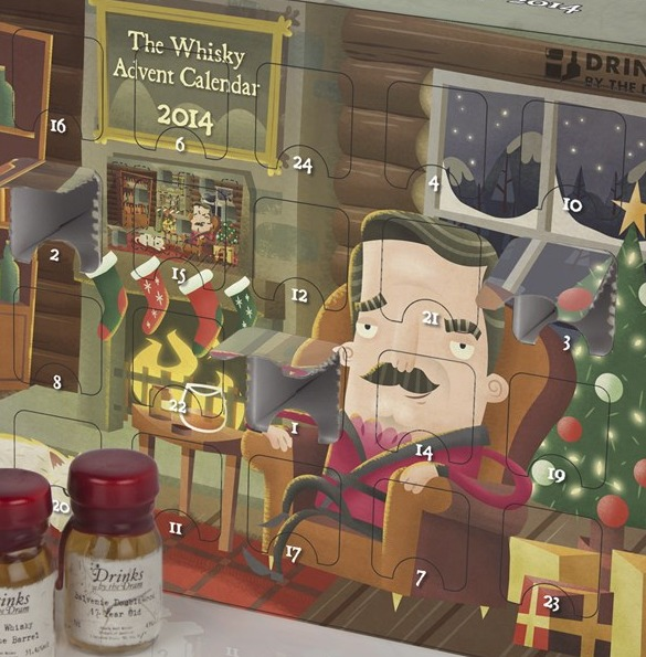 Whisky Advent Calendar 2014