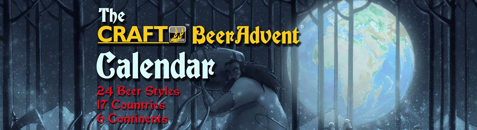 Craft Beer Advent Calendar 2014 – Tasting Notes