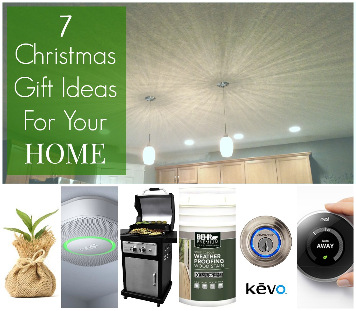 7 Christmas Gift Ideas For Your Home