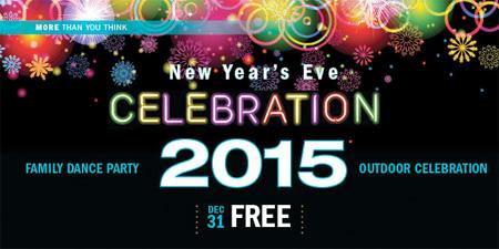 New Years Eve Calgary 2015
