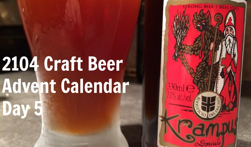 Krampus Beer - Craft Beer Advent Calendar