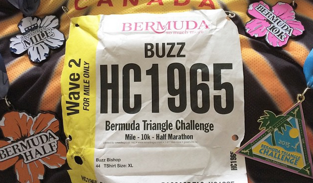 Team Diabetes Bermuda Race Report