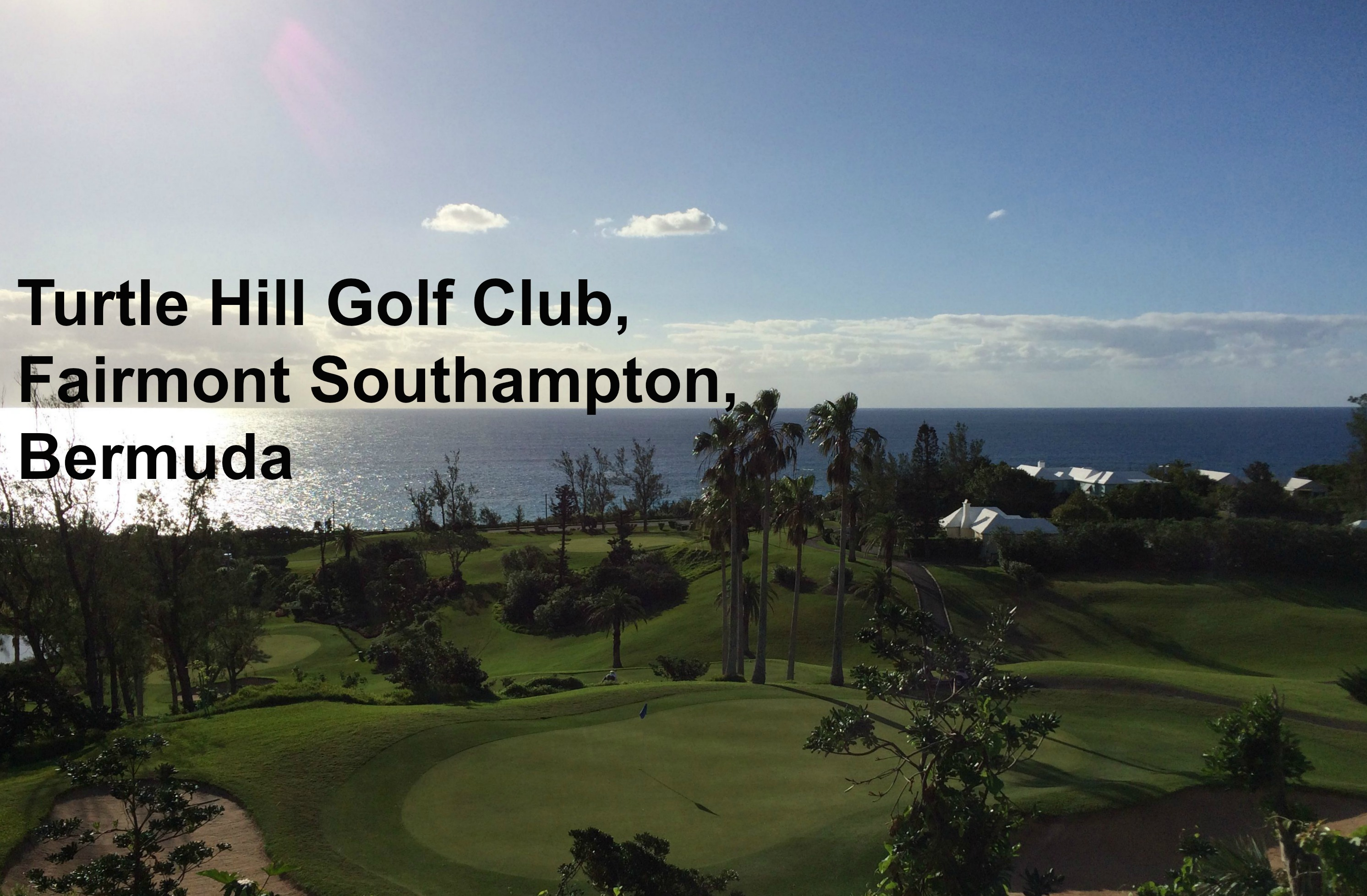 Tee Time #5: Turtle Hill Golf Club In Bermuda