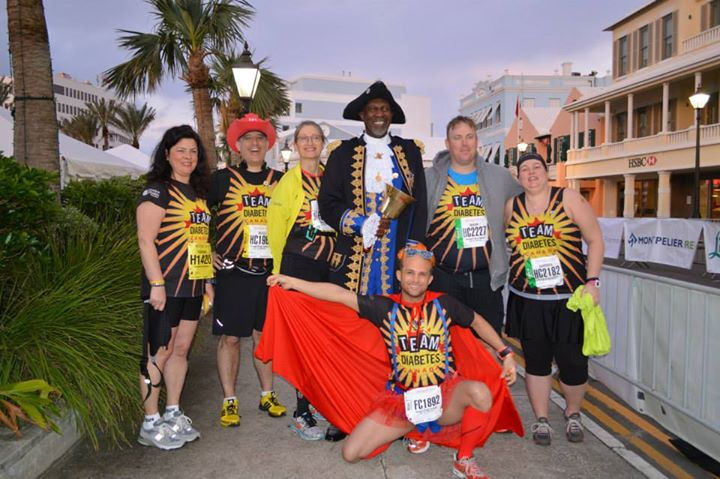Team Diabetes Bermuda