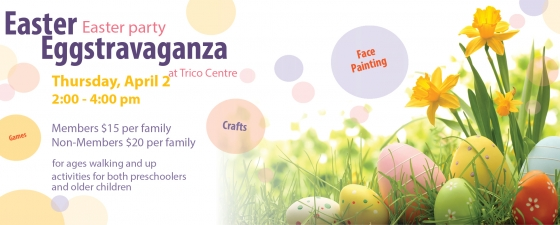 Trico Centre Easter Party