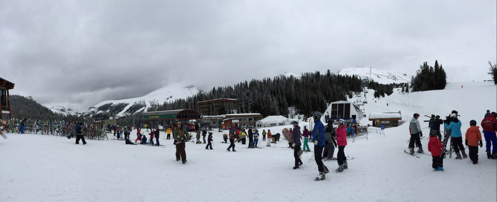 sunshine village