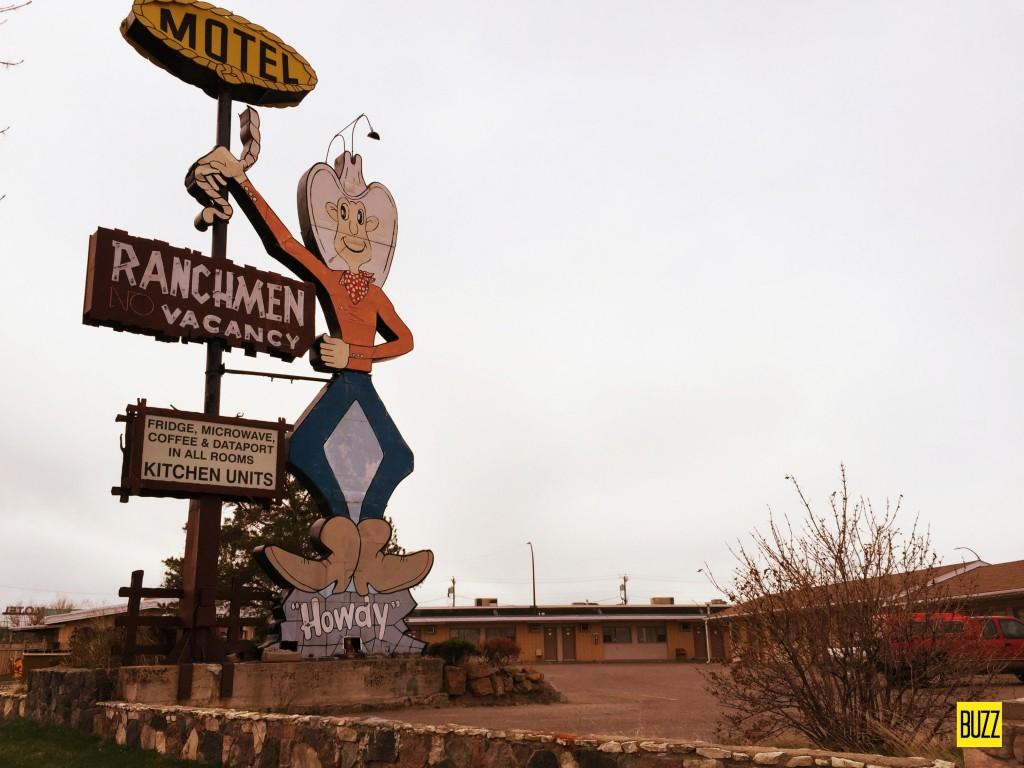 Ranchmen Motel - Medicine Hat - Buzz Bishop