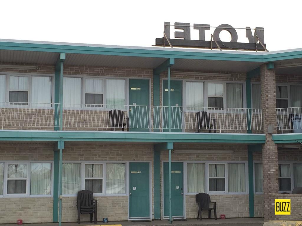 Sattelite Motel - Medicine Hat - Buzz Bishop