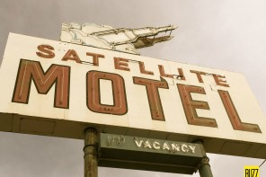 Sattelite Motel - Medicine Hat - Buzz Bishop