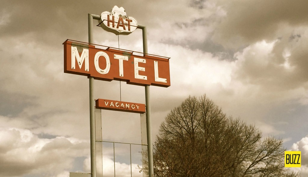 Hat Motel - Medicine Hat - Buzz Bishop